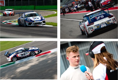 Monza Collage